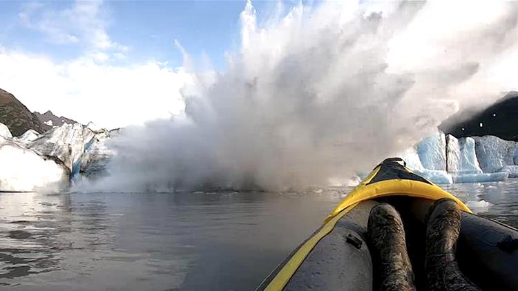 Alaska Kayak Screenshot 8/16/2019