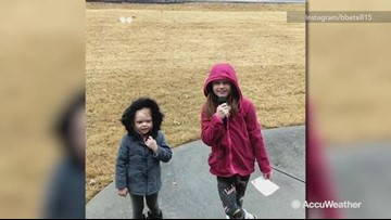 2 future meteorologists let everyone know what is really going on