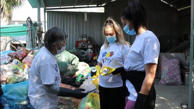 NGOs in Cyprus mobilizing youths to clean up the country