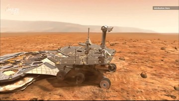 Shaking Aspen Leaves Could Extend Life of Future Mars Rovers