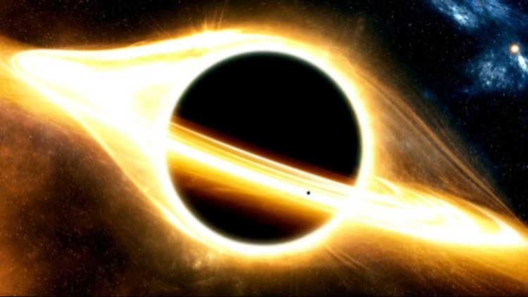 Black Holes Make This Very Weird and Specific Sound When They Collide