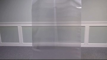 This is a Real Life Invisibility Cloak