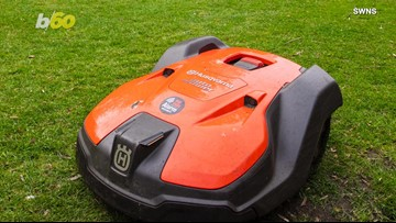 Cyber-Cutter! Robotic Lawn Mowers Are Beginning its Test Run At Several Parks Worldwide!
