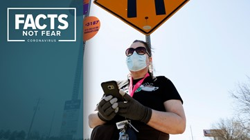 White House expected to urge Americans to wear cloth masks to combat coronavirus spread