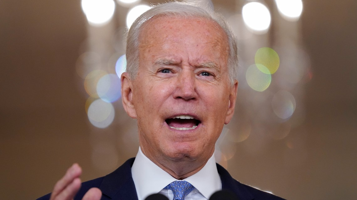 Biden urges steps to get country on track as US hiring slows down