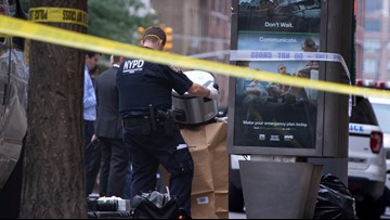 New York City subway scare suspect charged | wfmynews2 com