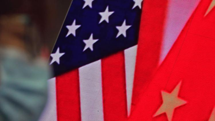China and US diplomats clash over virus origin