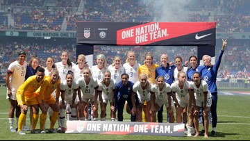 When to watch the US play in the 2019 FIFA Women's World Cup