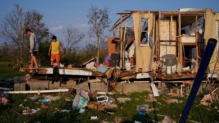 Ida deals new blow to Louisiana schools struggling to reopen