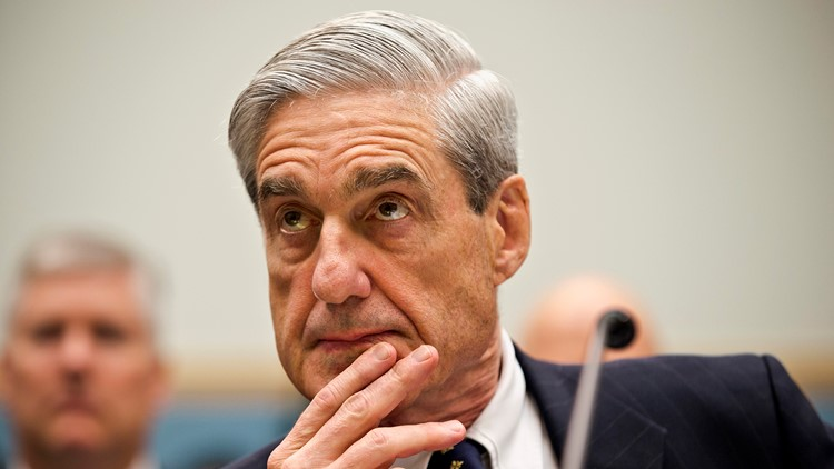 DOJ: Mueller report doesn't clear Trump or find crime
