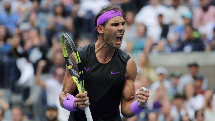 Nadal edges Medvedev for 4th US Open title, 19th Slam trophy