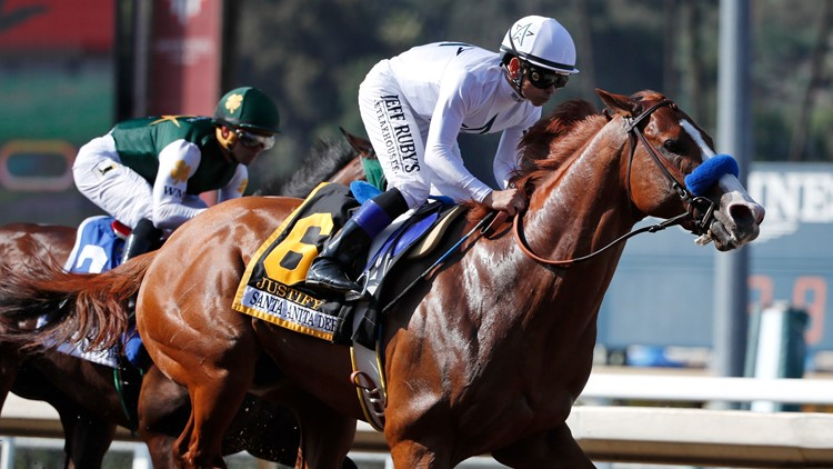 Report Justify Failed Drug Test Before 2018 Triple Crown