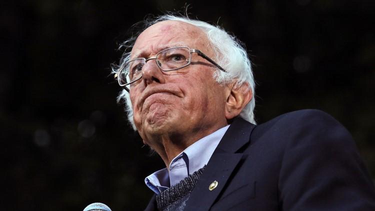 Election 2020 Bernie Sanders