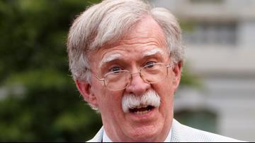 Democrats demand Bolton as witness after draft of book undercuts Trump defense