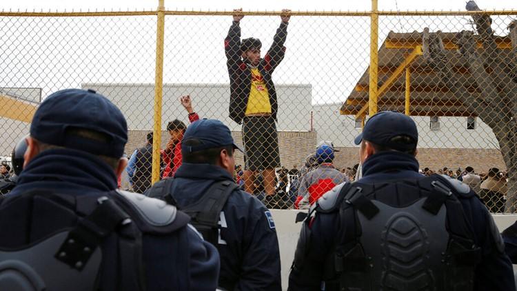 migrant caravan mexico feb 2019