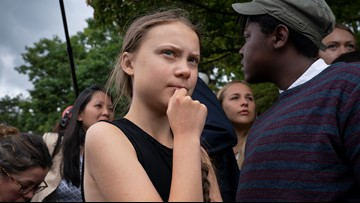 Watch live: 16-year-old climate activist Greta Thunberg testifies before the House Foreign Affairs Committee