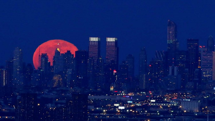 Don't miss April's 'Pink Moon' this Friday