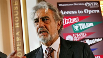 AP: Placido Domingo abused power, US opera union probe finds