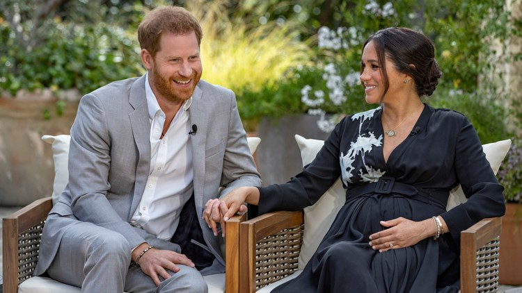 Revealing Meghan and Harry interview shakes UK royal family