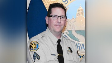 Watch live: Public funeral for Sgt. Ron Helus, killed in Thousand Oaks shooting