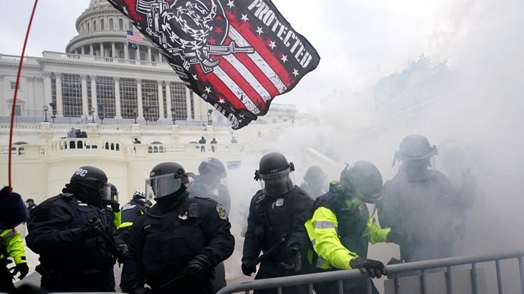 US Senate report details sweeping failures around Jan. 6 Capitol attack