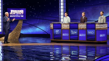 Spoiler alert: What happened Tuesday on 'Jeopardy! Greatest of All Time'