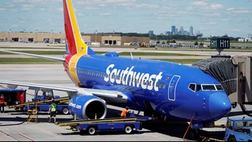 Southwest flights temporarily suspended over computer issue