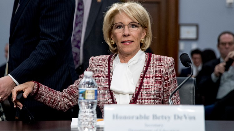 Education Department targets employers over wage garnishment