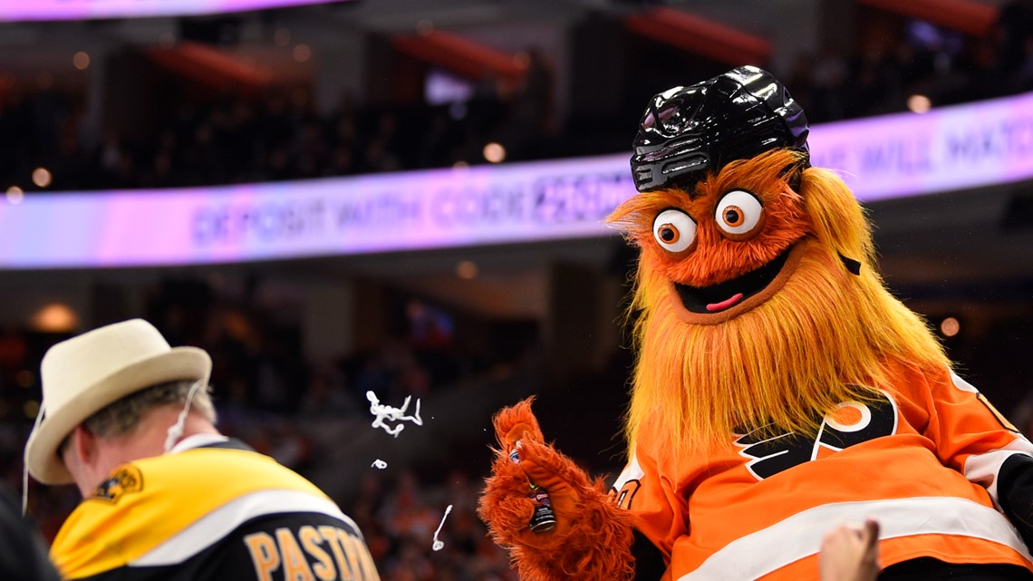 Gritty cleared: Claim that Flyers mascot punched teen not 'assault as alleged,' police say