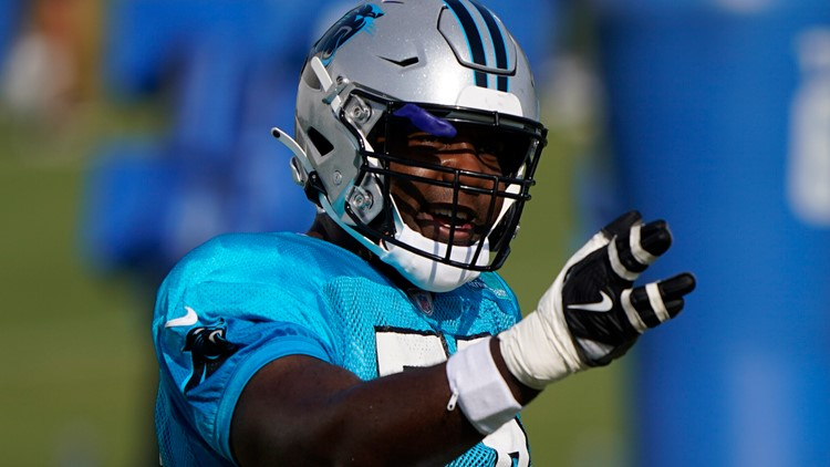 Panthers' player Russell Okung to become first NFL player paid in Bitcoin
