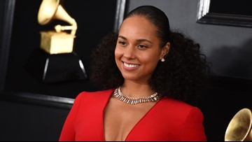 Alicia Keys back to host the Grammy Awards again