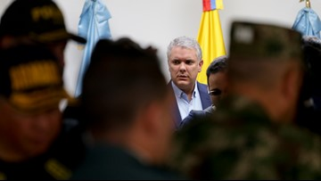 AP interview: Colombia to denounce Maduro at UN meeting