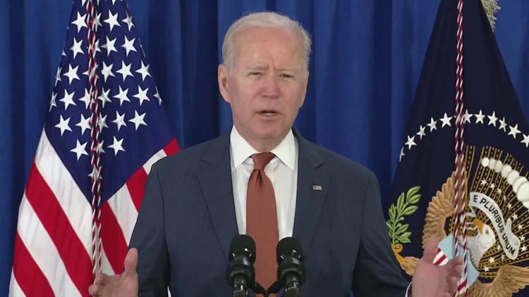 Biden ends GOP infrastructure talks, starts bipartisan push