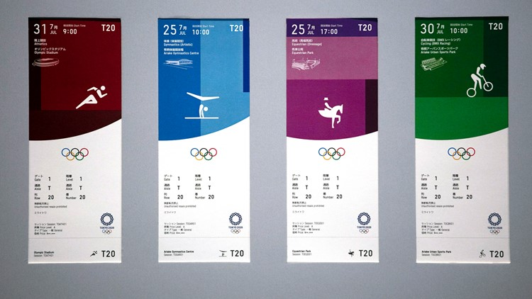 Overseas Tokyo Olympic ticket holders may get only partial refunds