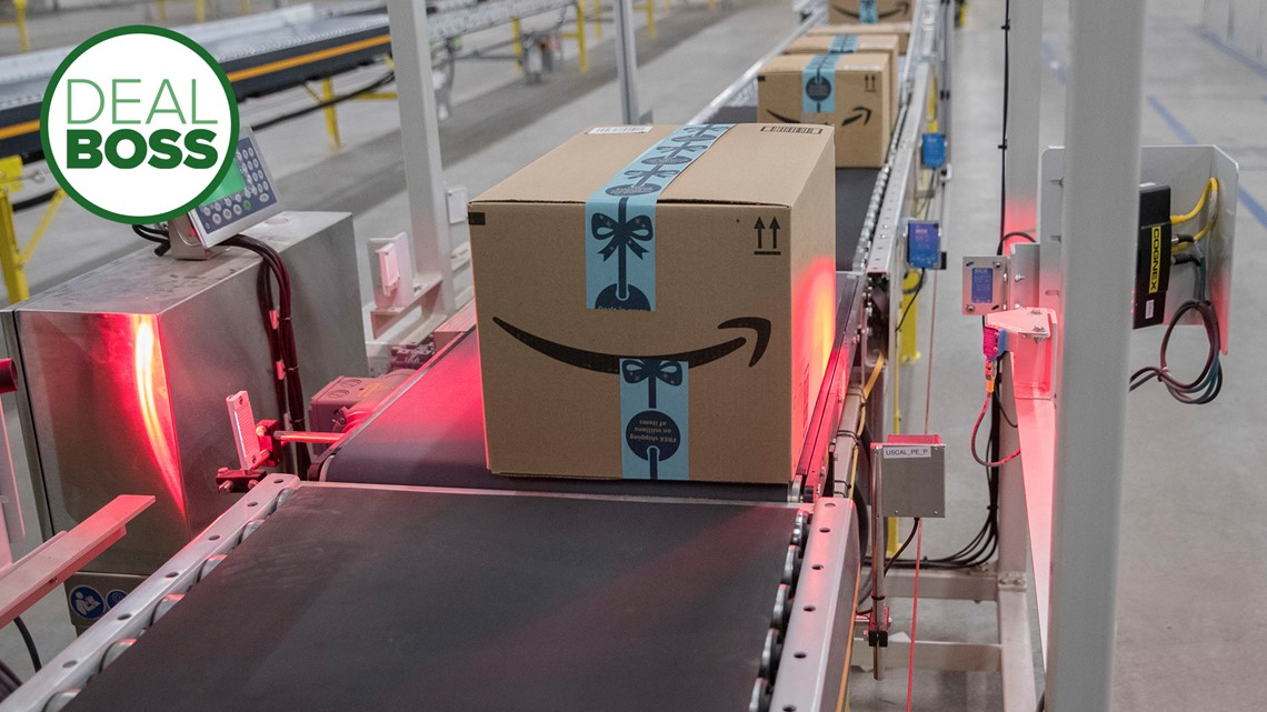 10 huge deals on Amazon this holiday weekend