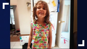 Search continues for missing 5-year-old Utah girl; police say her uncle is a suspect