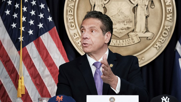 New York Gov. Andrew Cuomo sexually harassed multiple women, probe finds