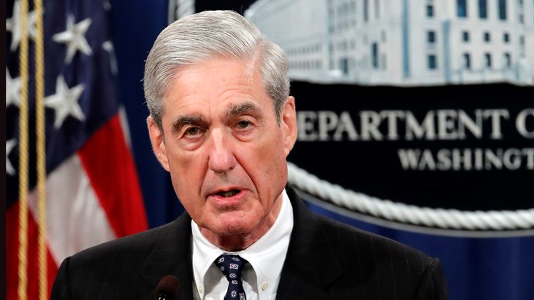 Congress Mueller Testimony