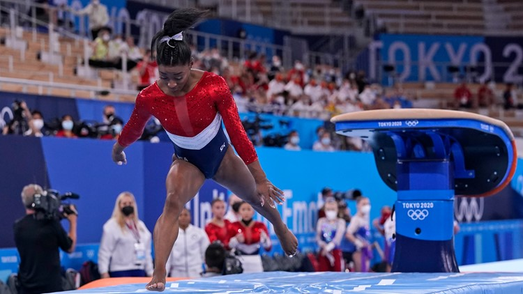 How 'the twisties' stopped Simone Biles cold