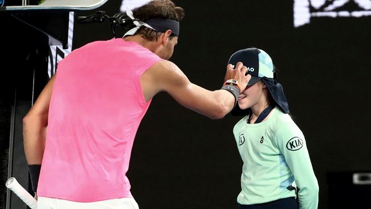 Rafael Nadal Australian Open Tennis