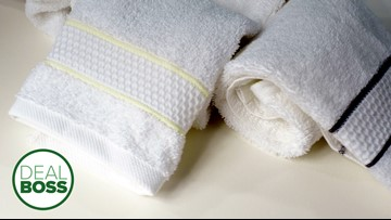 These Luxury Towels Are Soft, Durable & On Sale