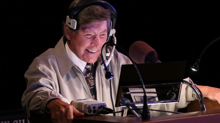 Johnny Gilbert, the voice of 'Jeopardy!', keeps going at 92