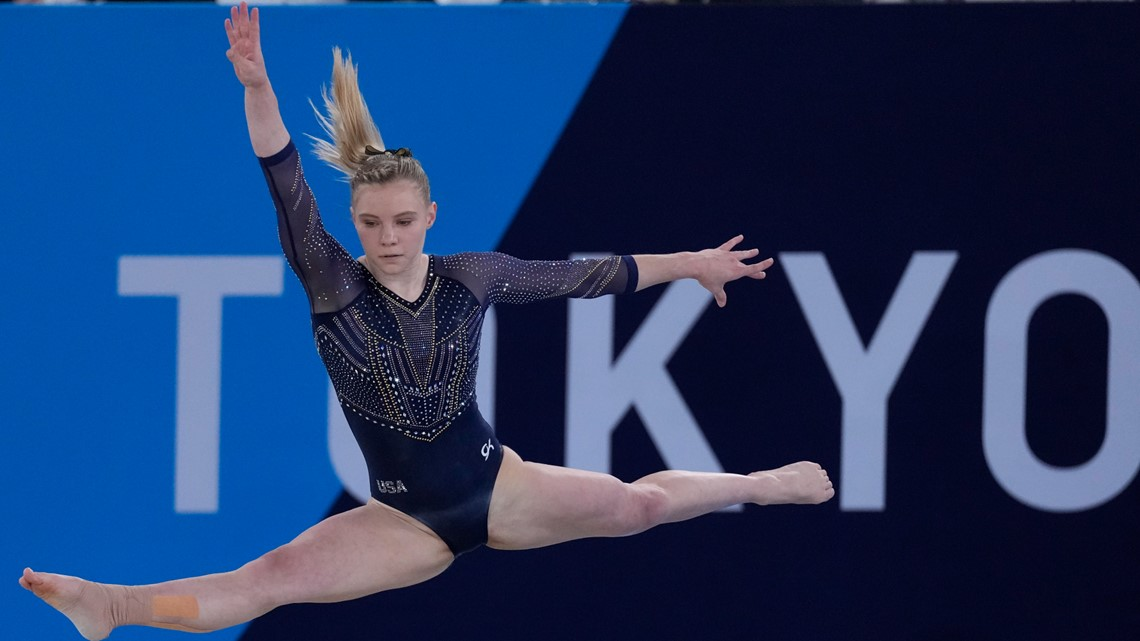 Tokyo Preview, August 2: Women's floor exercise, track cycling kicks off
