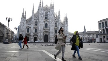 CDC adds Italy and Iran to list of countries to avoid amid coronavirus outbreak