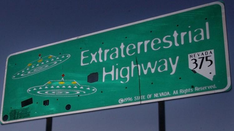 Area 51 extraterrestrial highway