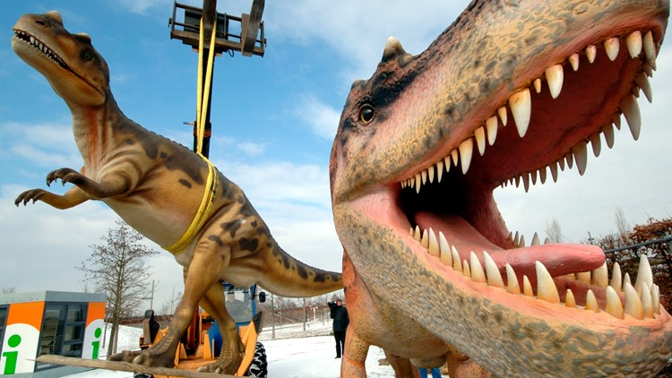 T. rex population estimate had scientists doing a double-take