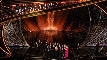 Oscars viewership plunges to record low