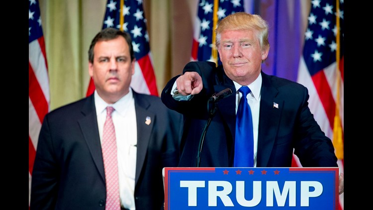 Here's the biggest reason Chris Christie may not get Trump's chief of staff job