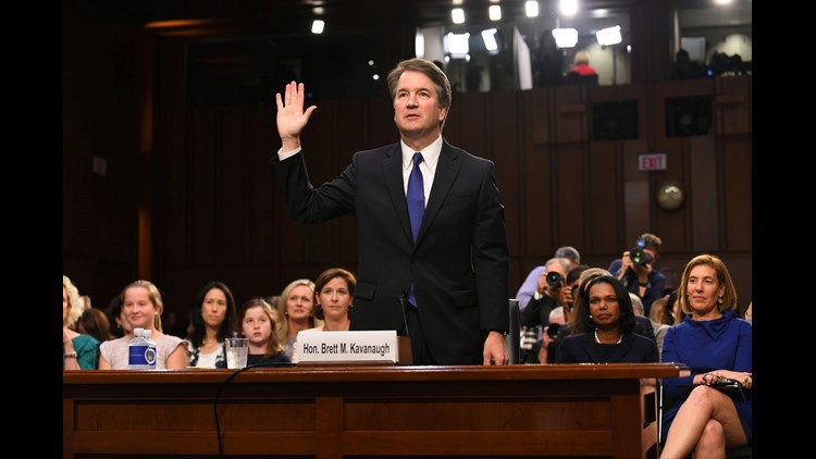 Ford: FBI should investigate Kavanaugh claim before hearing
