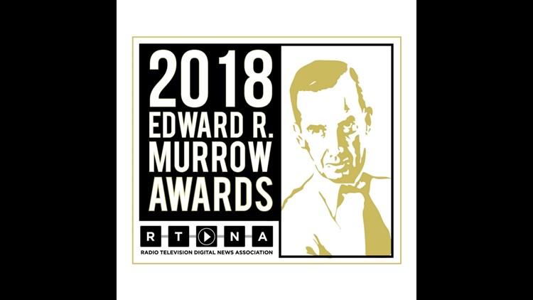 Cincinnati Enquirer Wins National Edward R  Murrow Award